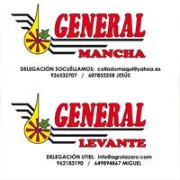 DELEGACIONES OFICIALES GENERAL AGRICOLA EN ESPAÑA