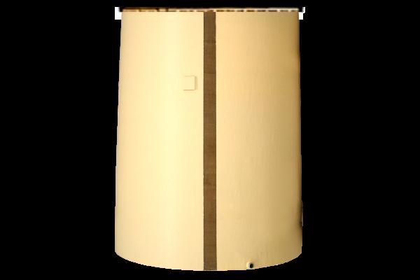 Depósitos verticales base plana abierto arriba