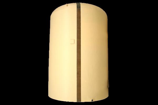 Depósitos verticales virola alargada