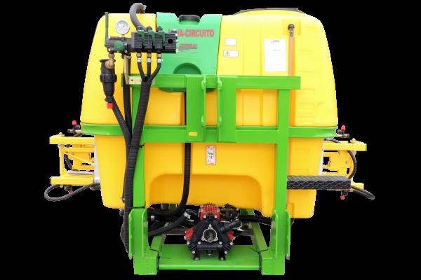 Herbicida suspendido Compact
