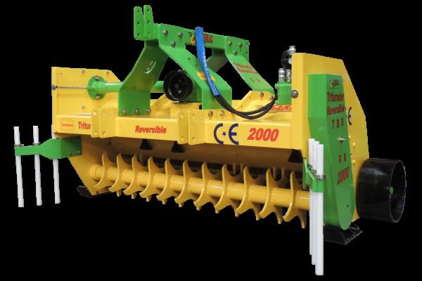 Triturador TRO-G-R Reversible